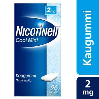Nicotinell Kaugummi 2 mg Cool Mint (Minz-Geschmack)  bei Apotheke.de bestellen