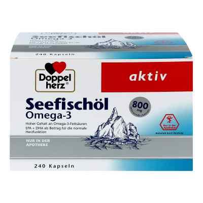Doppelherz Seefischöl Omega-3 800 mg Kapseln  bei Apotheke.de bestellen