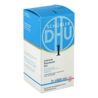 Biochemie DHU Schüßler Salz Nummer 1 Calcium fluoratum D12  bei Apotheke.de bestellen