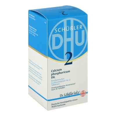 Biochemie Dhu 2 Calcium phosphorus D6 Tabletten  bei Apotheke.de bestellen