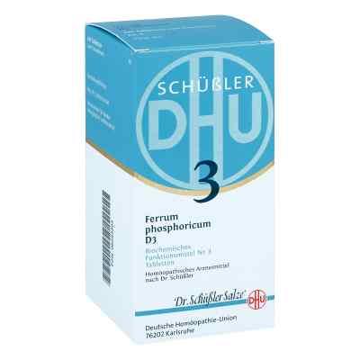 Biochemie Dhu 3 Ferrum phosphorus D3 Tabletten  bei Apotheke.de bestellen