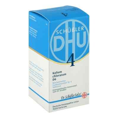 Biochemie Dhu 4 Kalium chlorat. D 6 Tabletten