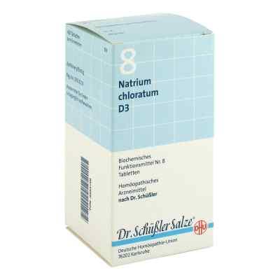 Biochemie Dhu 8 Natrium chlor. D3 Tabletten  bei Apotheke.de bestellen