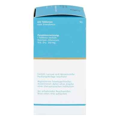 Biochemie Dhu 8 Natrium chlor. D12 Tabletten  bei Apotheke.de bestellen