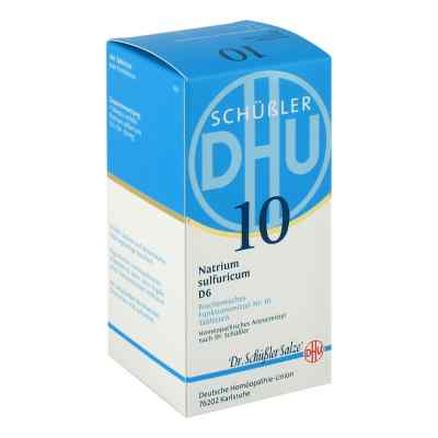 Biochemie Dhu 10 Natrium Sulfur D6 Tabletten  bei Apotheke.de bestellen