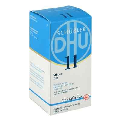 Biochemie DHU Schüßler Salz Nummer 11 Silicea D12  bei Apotheke.de bestellen