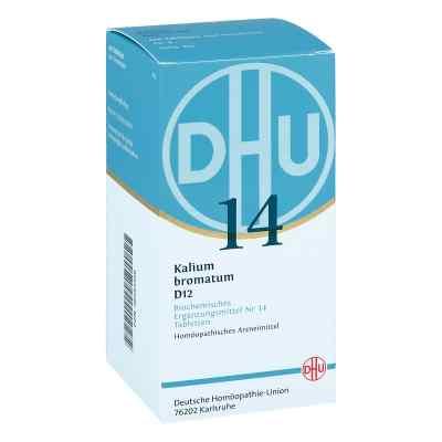 Biochemie Dhu 14 Kalium bromatum D12 Tabletten  bei Apotheke.de bestellen