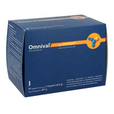 Omnival orthomolekul.2OH immun 30 Tp Kapseln  bei Apotheke.de bestellen