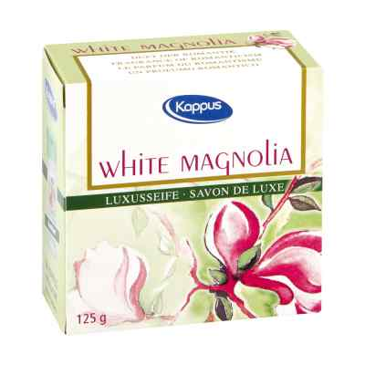 Kappus White Magnolia Luxusseife  bei Apotheke.de bestellen