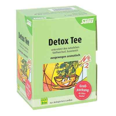 Detox Tee Nummer 2  Kräutertee Salus  bei Apotheke.de bestellen