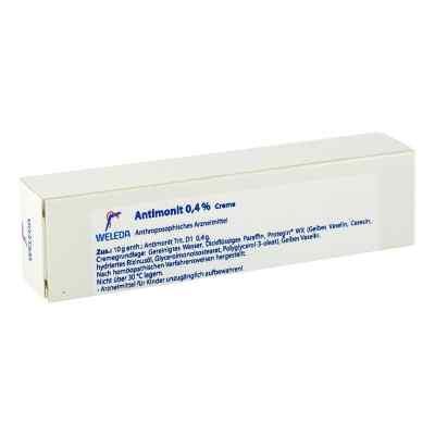 Antimonit 0,4% Creme  bei Apotheke.de bestellen
