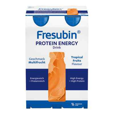 Fresubin Protein Energy Drink Multifrucht Tropfen Flasche  bei Apotheke.de bestellen