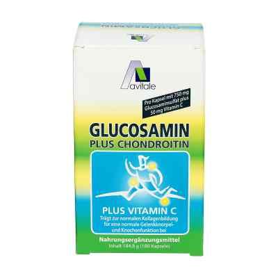 Glucosamin 750 mg+Chondroitin 100 mg Kapseln  bei Apotheke.de bestellen
