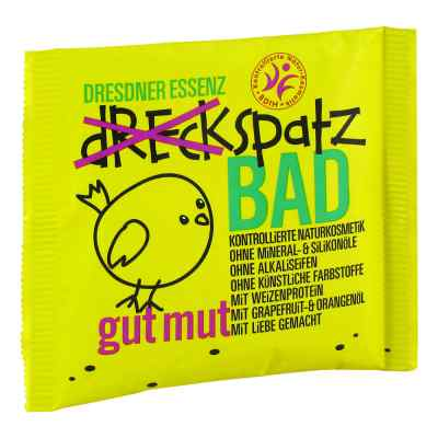 Dresdner Essenz Dreckspatz Bad gut mut