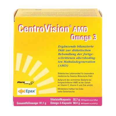 Centrovision Amd Omega 3 Kapseln  bei Apotheke.de bestellen