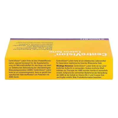 Centrovision Lutein forte Omega 3 Kapseln  bei Apotheke.de bestellen