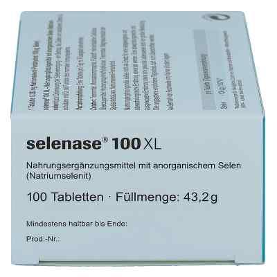 Selenase 100 Xl Tabletten  bei Apotheke.de bestellen