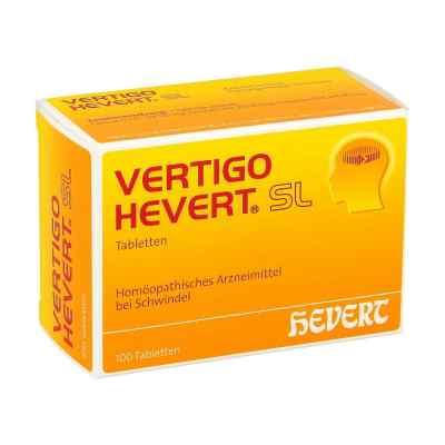 Vertigo Hevert Sl Tabletten  bei Apotheke.de bestellen