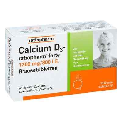 Calcium D3-ratiopharm forte  bei Apotheke.de bestellen