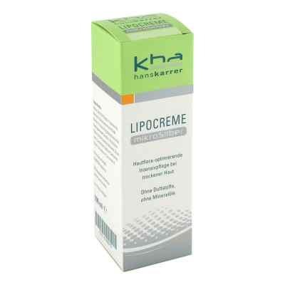 Hans Karrer Lipocreme Mikrosilber  bei Apotheke.de bestellen
