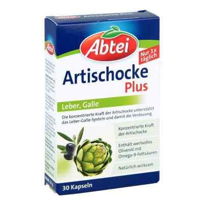 Abtei Artischocke Kapseln  bei Apotheke.de bestellen
