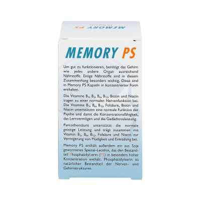 Memory Ps Kapseln Grandel  bei Apotheke.de bestellen