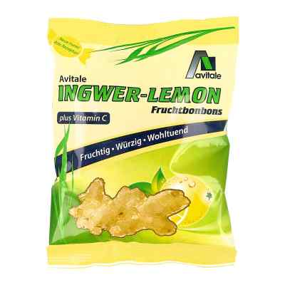 Ingwer Lemon Bonbons + Vitamin C  bei Apotheke.de bestellen