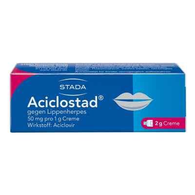 Aciclostad gegen Lippenherpes 50mg pro 1g  bei Apotheke.de bestellen