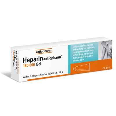 Heparin-ratiopharm 180000  bei Apotheke.de bestellen