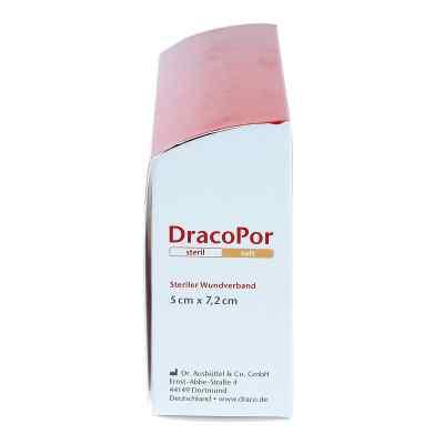 Dracopor Wundverband 7,2x5cm steril hautfarben  bei Apotheke.de bestellen