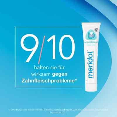 Meridol Zahnpasta mit Faltschachtel  bei Apotheke.de bestellen