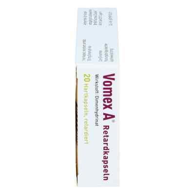 Vomex A Retardkapseln 150mg  bei Apotheke.de bestellen
