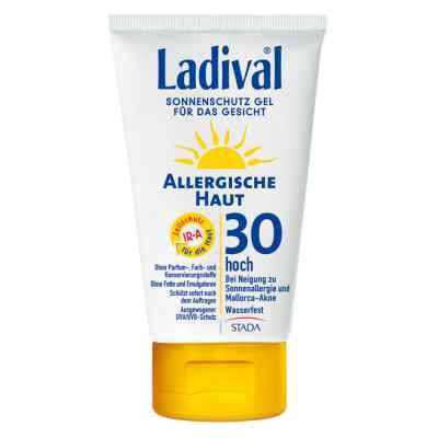 Ladival allergische Haut Gel Gesicht Lsf 30  bei Apotheke.de bestellen