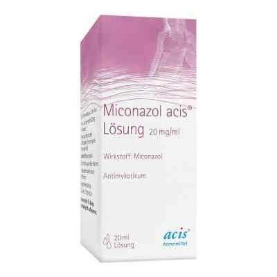 Miconazol acis  bei Apotheke.de bestellen