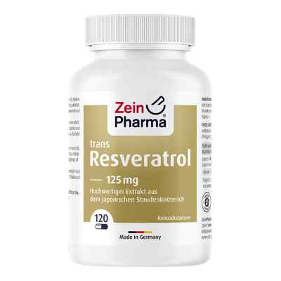 Resveratrol 125 Caps  bei Apotheke.de bestellen