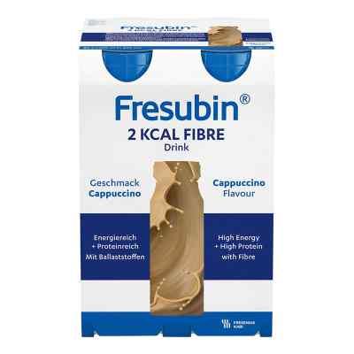 Fresubin 2 kcal fibre Drink Cappuccino Trinkflasche  bei Apotheke.de bestellen