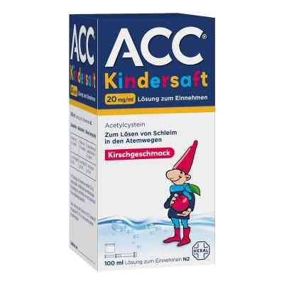 ACC Kindersaft  bei Apotheke.de bestellen