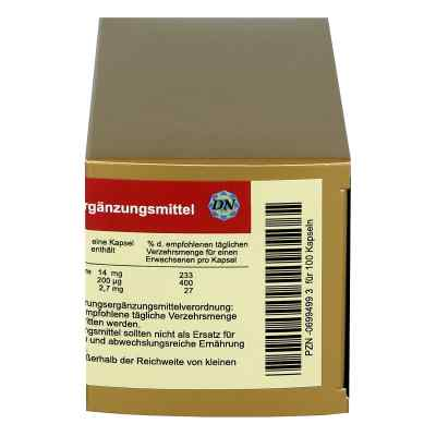 Biotin 200 + Zink Kapseln  bei Apotheke.de bestellen