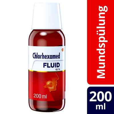 Chlorhexamed Fluid 0,1%, mit Chlorhexidin  bei Apotheke.de bestellen