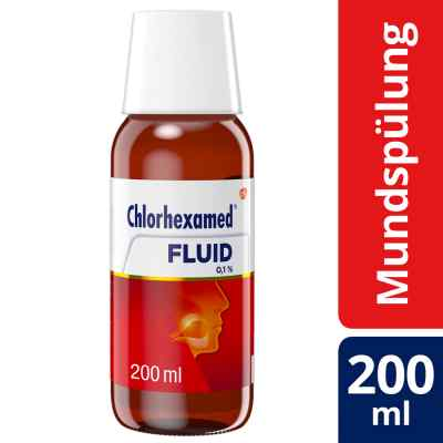 Chlorhexamed Fluid 0,1%  bei Apotheke.de bestellen