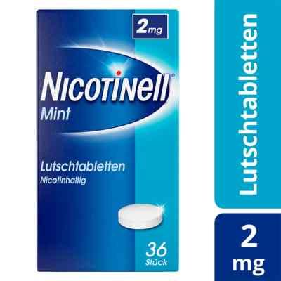 Nicotinell 2mg Mint  bei Apotheke.de bestellen