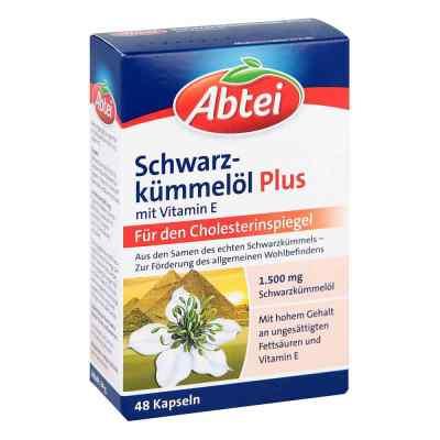 Abtei Schwarzkümmelöl Plus Kapseln  bei Apotheke.de bestellen