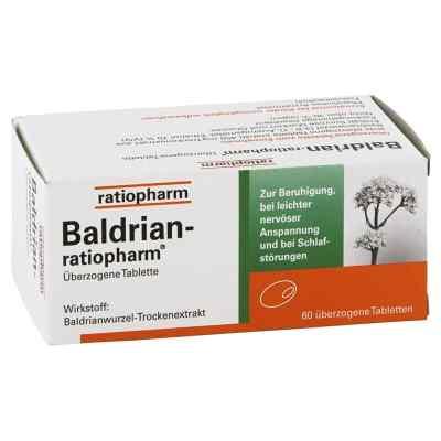 Baldrian Ratiopharm überzogene Tabletten  bei Apotheke.de bestellen