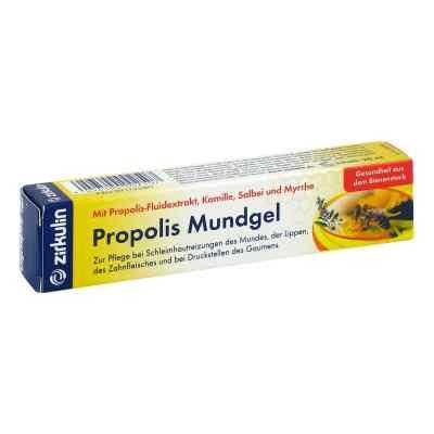 Zirkulin Propolis Mundgel  bei Apotheke.de bestellen