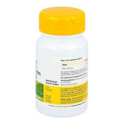 Beta Carotin Kapseln 15 mg natürlich  bei Apotheke.de bestellen