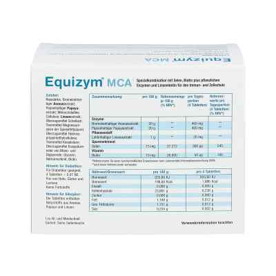 Equizym Mca Tabletten  bei Apotheke.de bestellen
