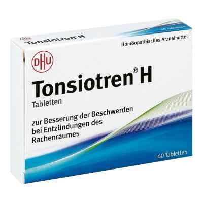 Tonsiotren H Tabletten