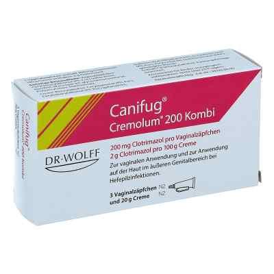 Canifug-Cremolum 200 (3+20g)