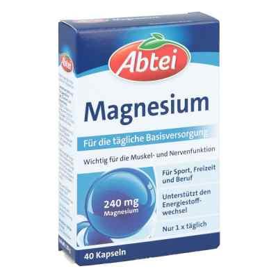 Abtei Magnesium Kapseln  bei Apotheke.de bestellen
