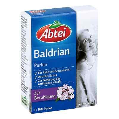 Abtei Baldrian Perlen zur Nervenberuhigung